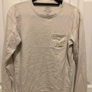 White/ Gold ivory Ella shirt